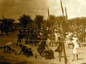 Kongolo, 1927-1930