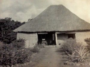 La jolie maison de Mwema