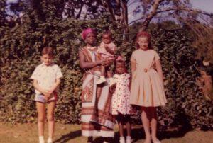 Susanne et ses enfants