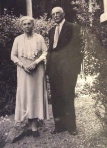 Laurentine et Gustave, les parents de Laure