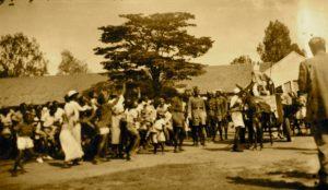 Fête de St Nicolas à la cité indigène