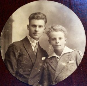 Willy Cardon et son frère Robert