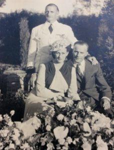 Mariage de Willy et Yetta