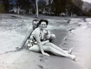 Yetta et Willy, voyage de noces
