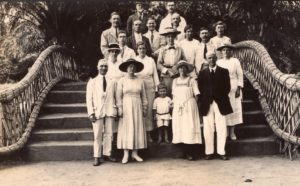 Famille de missionnaires - Luanza 1925
