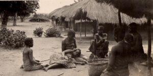 Matadi, 24 février 1924 – Arrivee au congo