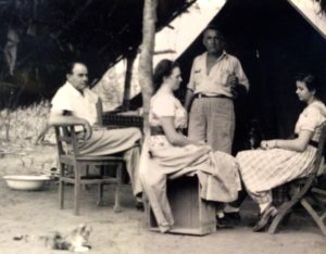 Camille et Yetta
